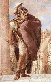 Blind Prophet In The Odyssey 166 Best The Iliad U0026 The Odyssey Images On Pinterest Greek