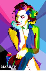 Marilyn Monroe Art Marilyn Monroe By Freakyviec Pop Art Pinterest Pop Art