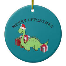 Dinosaur Christmas Decoration by Dinosaur Ornaments U0026 Keepsake Ornaments Zazzle