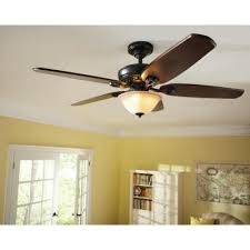hunter fairhaven ceiling fan hunter fairhaven 52 in basque black ceiling fan with remote control