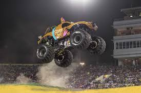 monster jam all trucks two newcomers among highlights of 2017 monster jam san antonio