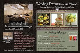 wedding backdrop rentals utah county wedding dreamer 5th east
