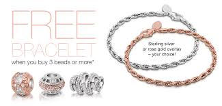 rose gold rope bracelet images Persona rose gold collection debut charms addict png