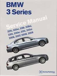 bmw 335d service manual bmw 3 series e90 e91 petrol and diesel 2005 2008 workshop manual
