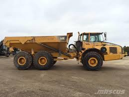 used heavy duty volvo trucks for sale volvo a40e for sale year 2008 used volvo a40e articulated