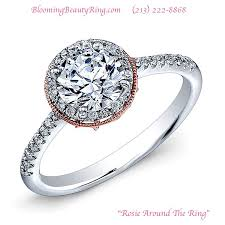 Beautiful Wedding Rings by 83 Best Rose Gold Engagement Rings Images On Pinterest Rose Gold