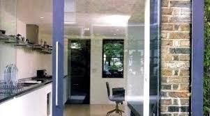 Patio Door Ideas Adorable Panel Track Aluminium Patio Door Ideas Ack