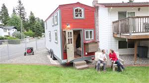 300 sq ft his u0027n hers tiny house