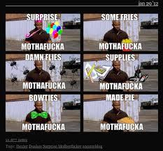Surprise Mother Meme - james doakes surprise motherfucker know your meme