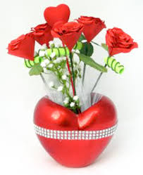 valentine u0027s day handcrafted floral bouquet by non scents non scents
