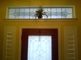 decor u0026 tips antique shutters and stained glass transom for