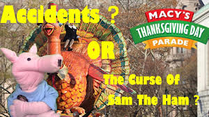parade thanksgiving top 10 worst macy u0027s thanksgiving day parade accidents youtube