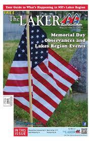 memorial phlets sles laker 5 23 16 by the laker issuu