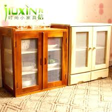 kitchen dish cabinet dish cabinet kitchen dish cabinet food storage cabinet foreign wood