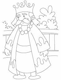 king coloring pages download print free