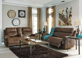 austere power reclining sofa woods furniture tx austere brown 2 seat reclining sofa loveseat