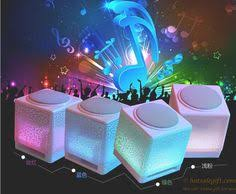 moonlight speakers pills design wireless bluetooth stereo speaker support tf card