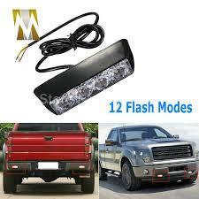 Truck Bed Light Bar Aliexpress Com Buy High Quality 4 Led Car Emergency Beacon Light