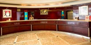 Hotel Reception Desk Reception Desk Picture Of Imperial Suites Hotel Dubai Tripadvisor