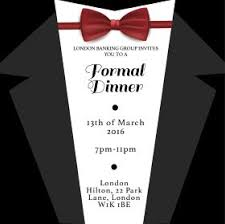 Formal Invitations 18 Best Online Corporate Event Invitations Formal Event