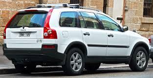volvo jeep file 2003 2006 volvo xc90 p28 2 5 t wagon 2011 11 04 jpg