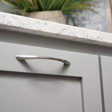 kitchen cabinets with silver handles cabinet hardware at menards
