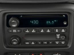 chevrolet trailblazer 2008 2008 chevrolet trailblazer radio interior photo automotive com