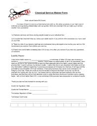 salon chemical service waiver fill online printable fillable