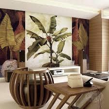 canap asiatique de sud est asiatique style salon peintures murales de papier peint