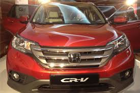 euro spec 2013 honda cr v breaks cover in frankfurt motoring