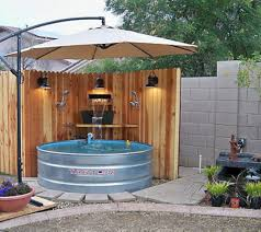 Best Backyard Pools For Kids by 43 Best Stock Tank Pool Ideas For Kid Pool U2014 Fres Hoom
