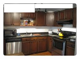 staining kitchen cabinets without sanding dining kitchen how to refinish cabinets restaining kitchen