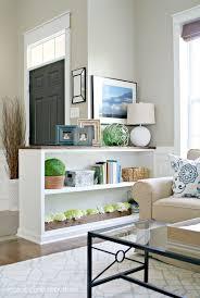 home design half wall room divider ideas car tuning bookcase
