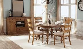 lake house round dining set haynes furniture virginia u0027s