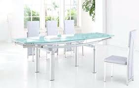 Glass Extendable Dining Table And 6 Chairs Glass Extendable Dining Tables Best Extendable Dining Table Glass