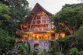 three house treehouse punta sayulita méxico