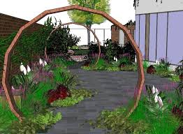 google garden design home design ideas