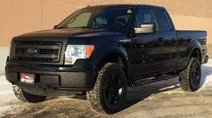 lifted black ford f150 lifted 2013 ford f 150 xlt 4wd microsoft sync supercab 3 7l v6