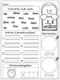 best 25 long i words ideas on pinterest long vowel worksheets