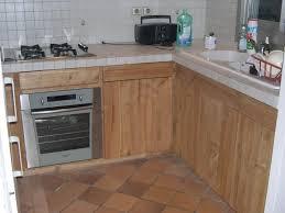 cuisine merisier cuisine merisier atelier vive le bois menuisier à dieulefit