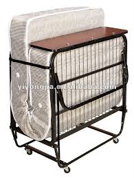 Folding Single Bed Commercial Bed Frame For Hotel Bed Fb 09 Shop For Sale In