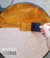 staining a table top staining table top prodigal pieces