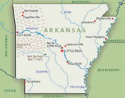 state of arkansas map your guide to researching arkansas ancestors