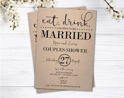couples shower invitations couples shower etsy