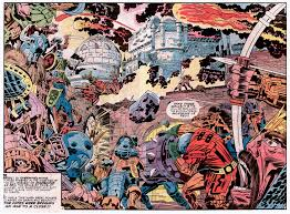 jack kirby quote jack kirby u0027s the demon u2013 first issue mars will send no more