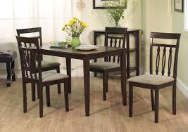 august grove vivien 5 piece dining set u0026 reviews wayfair