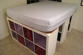 How To Build Queen Platform Bed With Drawers by Not Your Mom U0027s Underbed Storage 10 Creative Ways To Make More