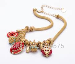 aliexpress buy new arrival fashion shiny gold plated aliexpress buy new arrival shiny gold plated chains texture