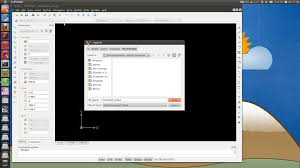 home design software free linux linux aided design draftsight for linux finally available