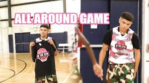 inthegymhoops chicago 3pt champ kevin frazier has an all around
